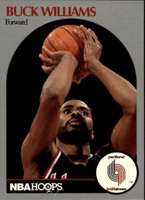 1990-91 Hoops #251 Buck Williams