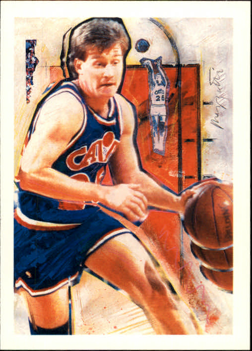 1990-91 Hoops #359 Mark Price TC