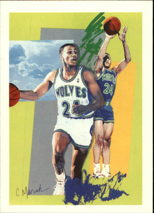 1990-91 Hoops #370 Pooh Richardson TC