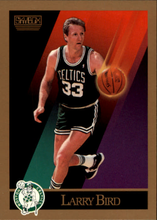 1990-91 SkyBox #14 Larry Bird