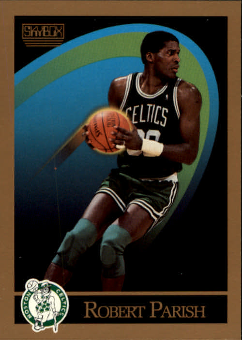 1990-91 SkyBox #20 Robert Parish