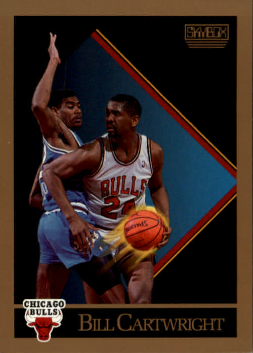 1990-91 SkyBox #38 Bill Cartwright