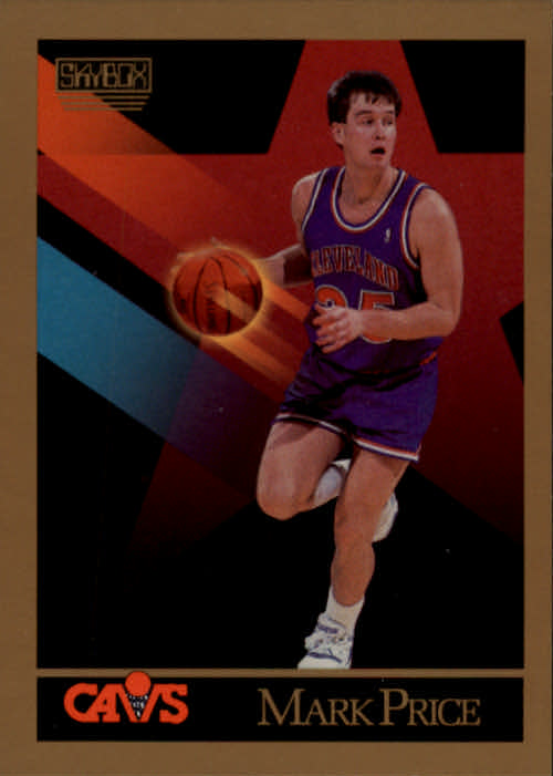 1990-91 SkyBox #56 Mark Price
