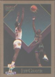 1990-91 SkyBox #157 Jeff Grayer RC