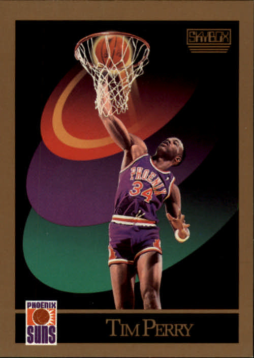 1990-91 SkyBox #228 Tim Perry