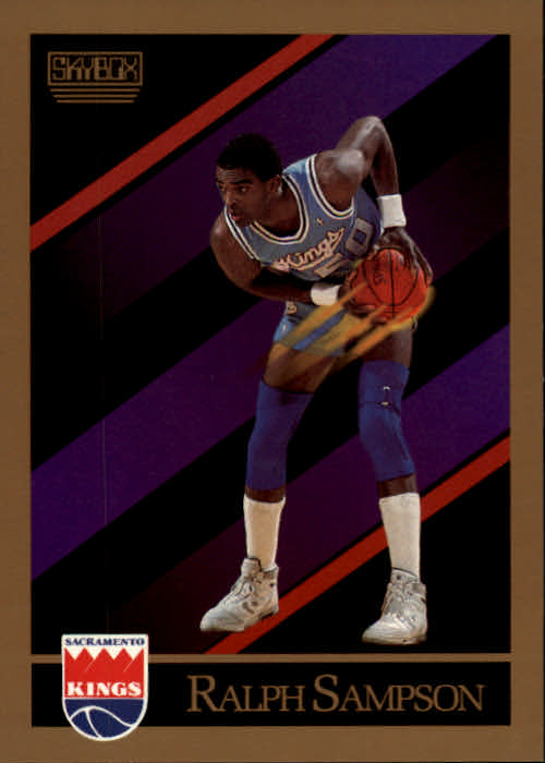 1990-91 SkyBox #250 Ralph Sampson