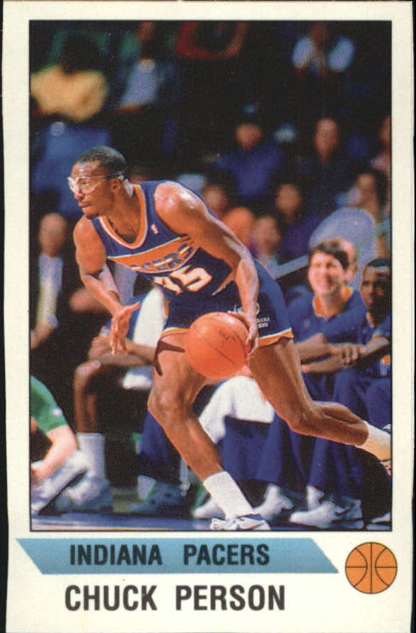 1990-91 Panini Stickers #110 Chuck Person