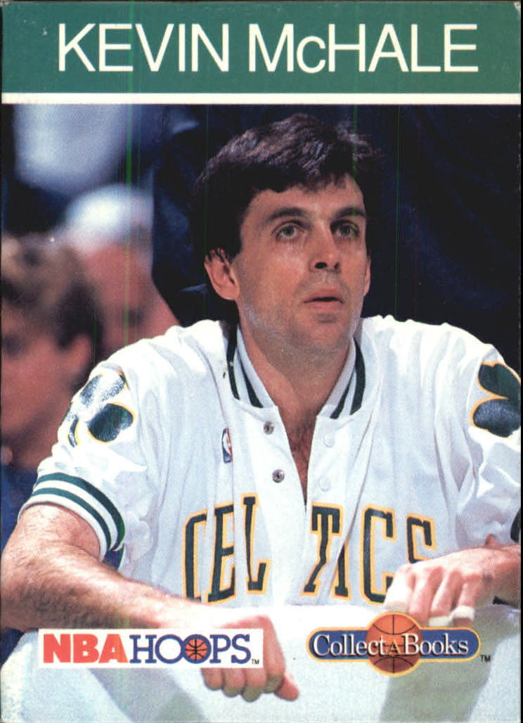 1990-91 Hoops CollectABooks #6 Kevin McHale