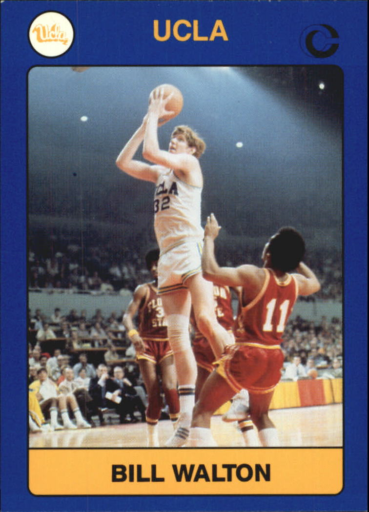 1991 UCLA Collegiate Collection #3 Bill Walton
