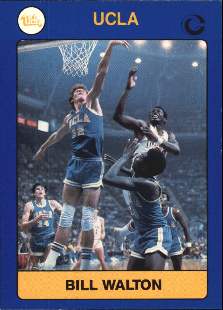 1991 UCLA Collegiate Collection #30 Bill Walton