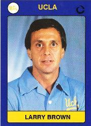1991 UCLA Collegiate Collection #31 Larry Brown
