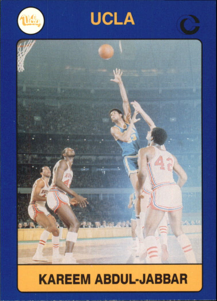 1991 UCLA Collegiate Collection #33 Kareem Abdul-Jabbar