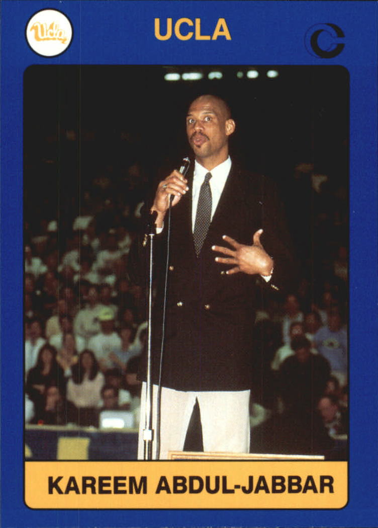 1991 UCLA Collegiate Collection #93 Kareem Abdul-Jabbar