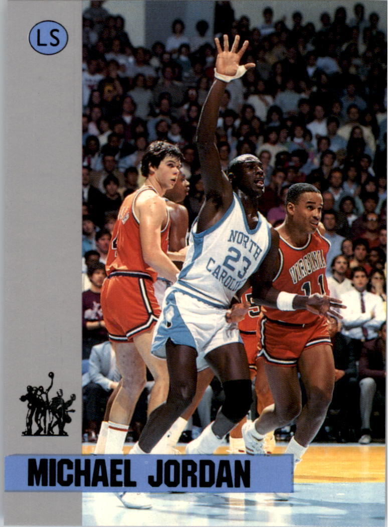 1991 Wooden Award Winners #13 Michael Jordan
