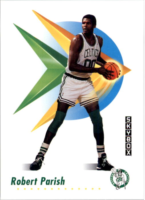 1991-92 SkyBox #18 Robert Parish