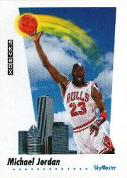 1991-92 SkyBox #583 Michael Jordan SKM