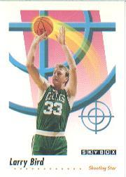 1991-92 SkyBox #591 Larry Bird SS