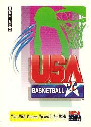 1991-92 SkyBox Blister Inserts #1 USA Basketball