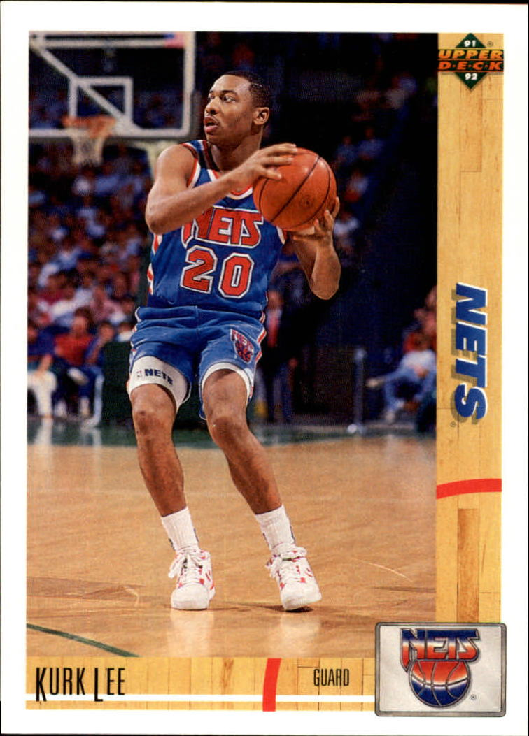 1991-92 Upper Deck #24 Kurk Lee