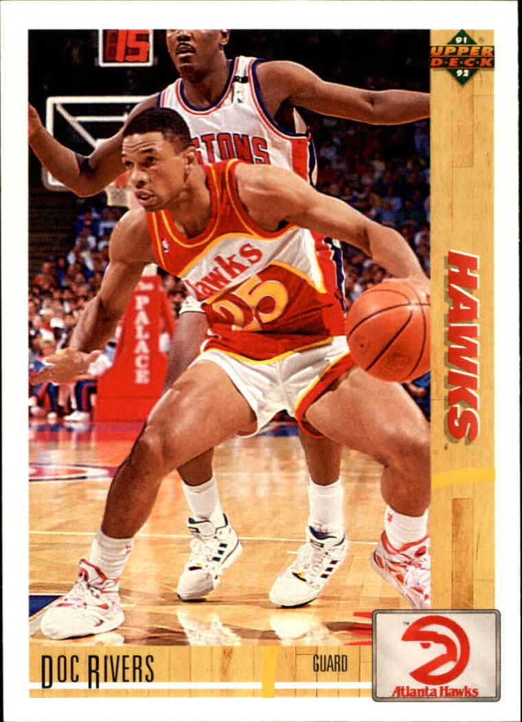 1991-92 Upper Deck #46 Doc Rivers