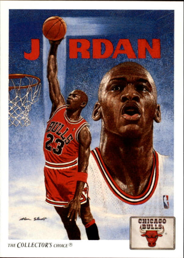 1991-92 Upper Deck #75 Michael Jordan TC