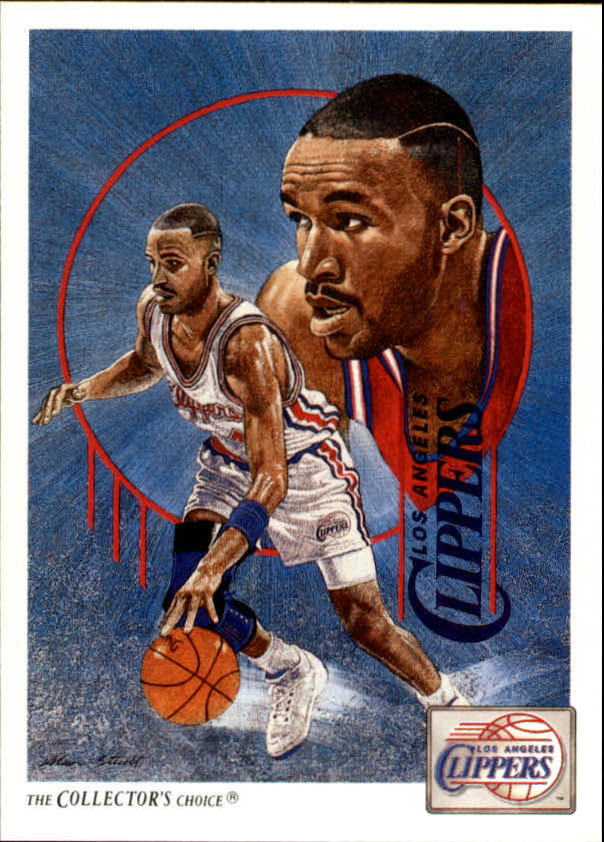 1991-92 Upper Deck #78 Ron Harper TC