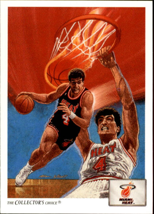 1991-92 Upper Deck #80 Rony Seikaly TC