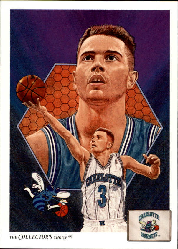 1991-92 Upper Deck #81 Rex Chapman TC