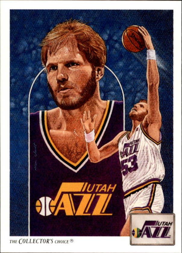 1991-92 Upper Deck #82 Mark Eaton TC