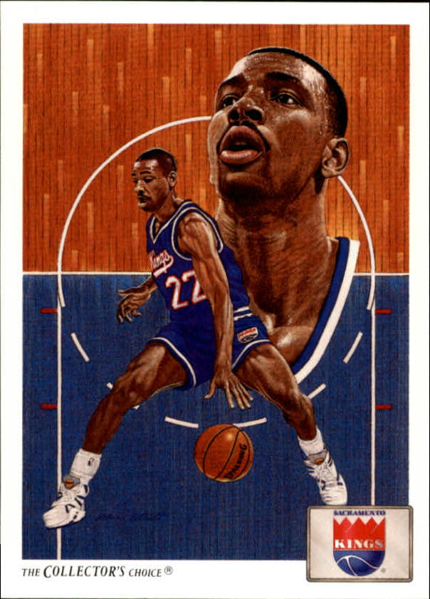 1991-92 Upper Deck #83 Lionel Simmons TC