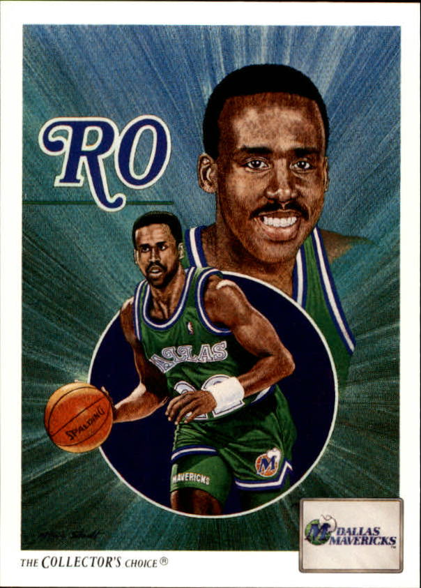 1991-92 Upper Deck #87 Rolando Blackman TC