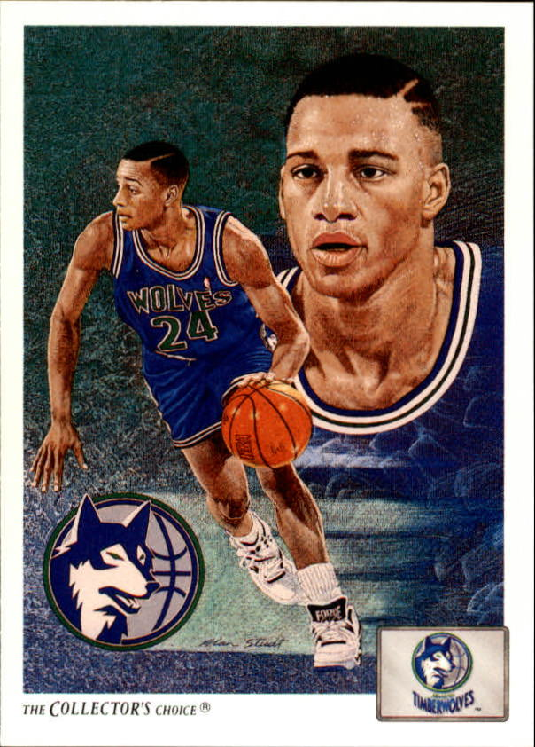 1991-92 Upper Deck #97 Pooh Richardson TC