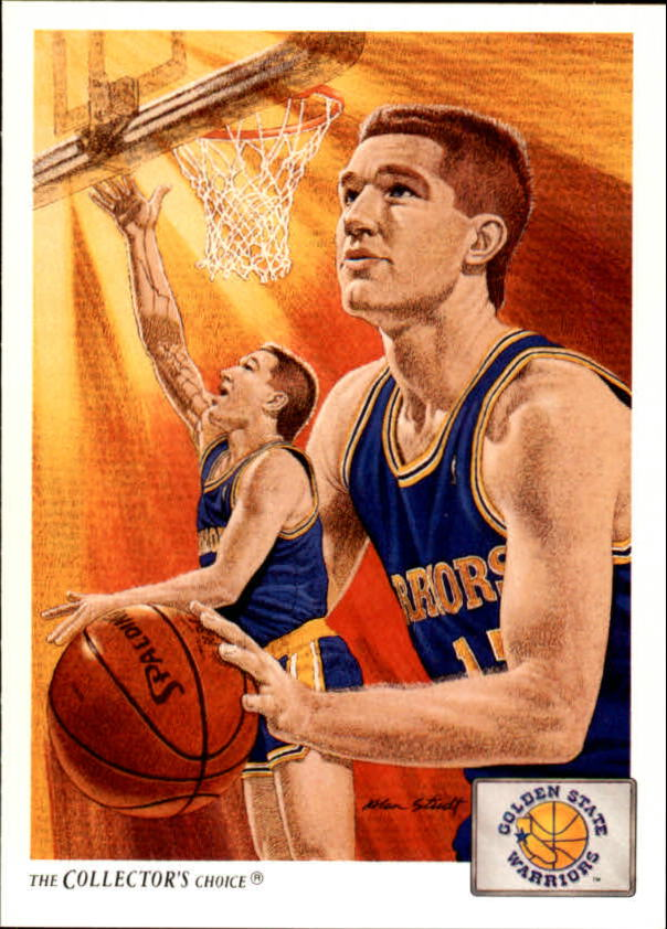 1991-92 Upper Deck #99 Chris Mullin TC