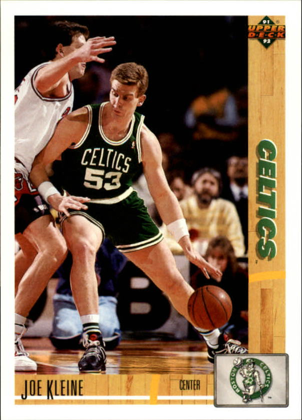 1991-92 Upper Deck #107 Joe Kleine
