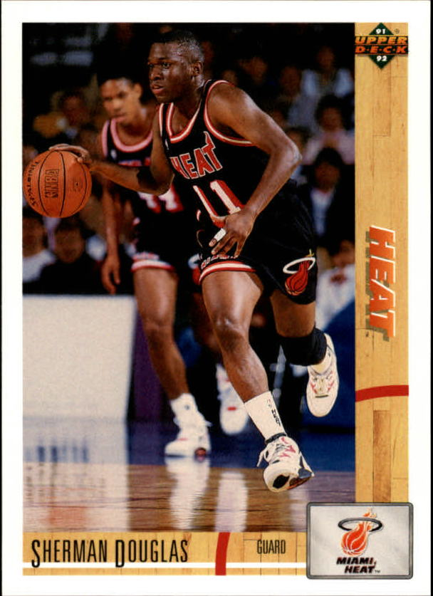1991-92 Upper Deck #122 Sherman Douglas