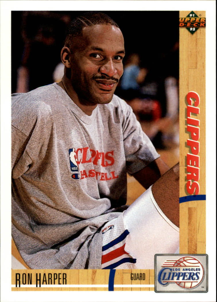 1991-92 Upper Deck #133 Ron Harper
