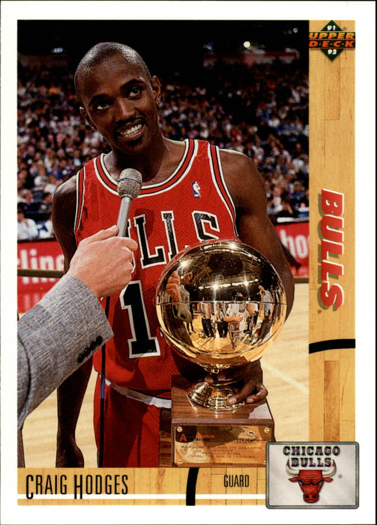 1991-92 Upper Deck #148 Craig Hodges