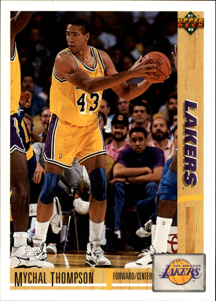 1991-92 Upper Deck #150 Mychal Thompson