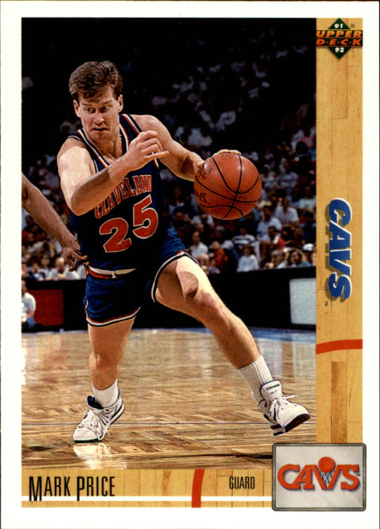 1991-92 Upper Deck #239 Mark Price