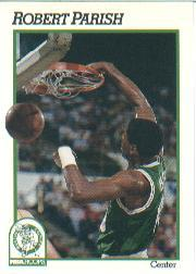 1991-92 Hoops #15 Robert Parish