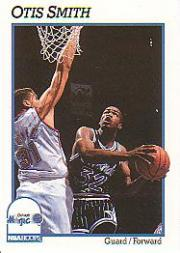 1991-92 Hoops #153 Otis Smith