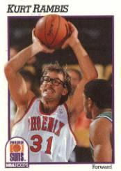 1991-92 Hoops #169 Kurt Rambis