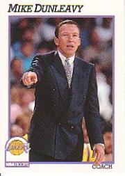 1991-92 Hoops #233 Mike Dunleavy CO