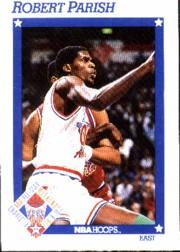 1991-92 Hoops #256 Robert Parish AS