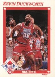 1991-92 Hoops #263 Kevin Duckworth AS