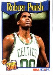 1991-92 Hoops #305 Robert Parish IS