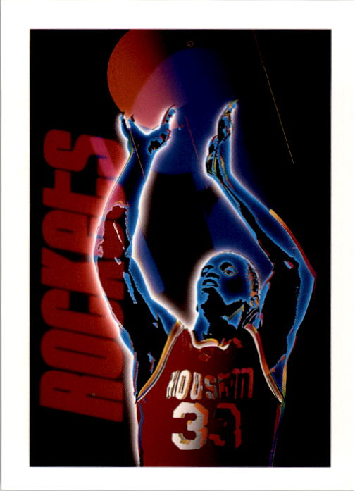 1991-92 Hoops #512 Otis Thorpe Art