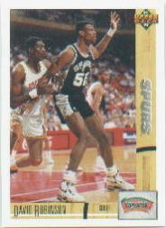 1991-92 Upper Deck Promos #400 David Robinson