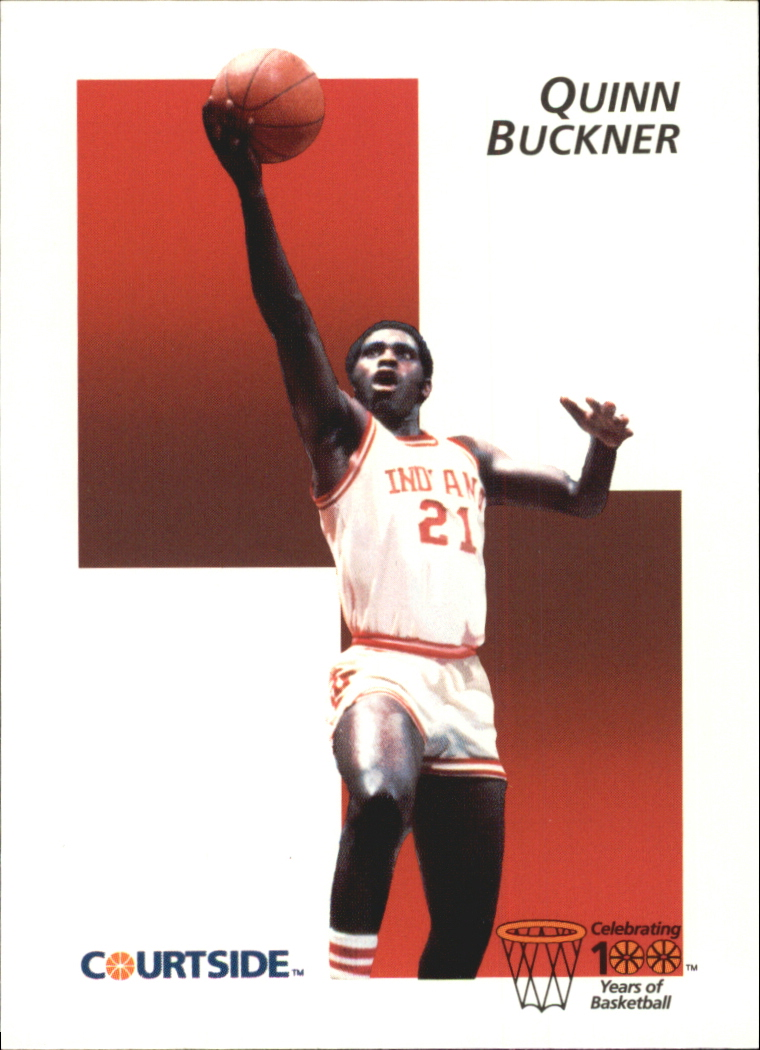 1992 Courtside Flashback #6 Quinn Buckner