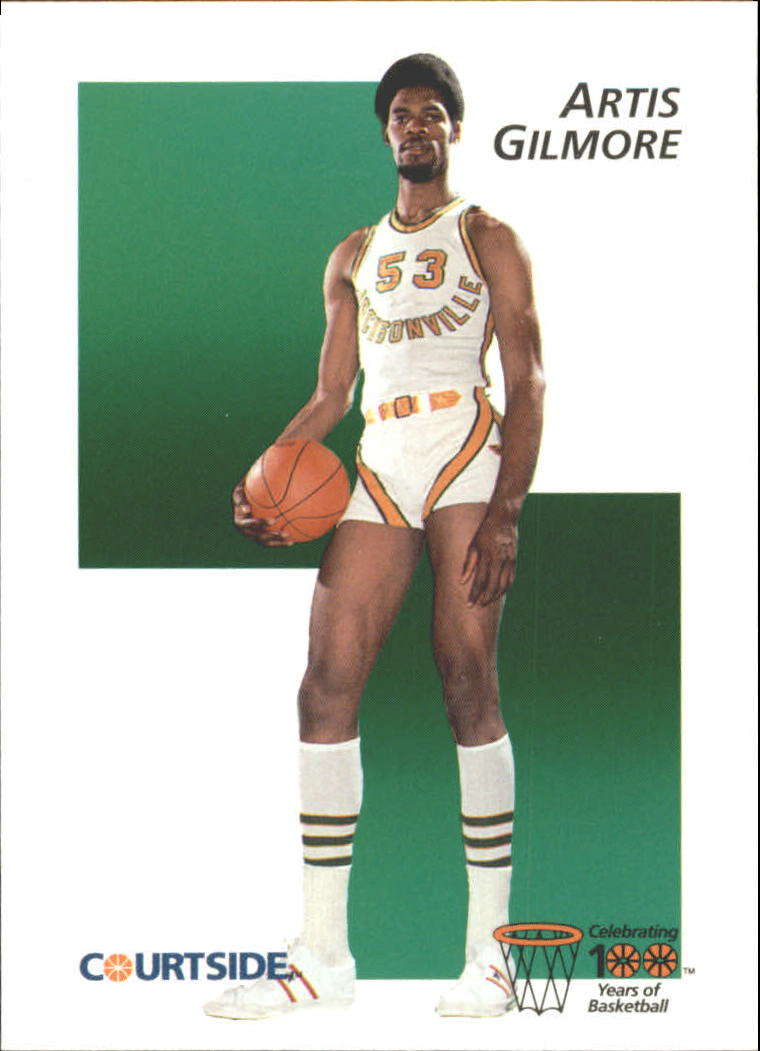 1992 Courtside Flashback #11 Artis Gilmore